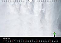 Island - Insel aus Feuer und Eis (Wandkalender 2019 DIN A4 quer) - Produktdetailbild 1