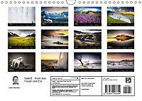 Island - Insel aus Feuer und Eis (Wandkalender 2019 DIN A4 quer) - Produktdetailbild 13