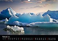 Island - Insel aus Feuer und Eis (Wandkalender 2019 DIN A3 quer) - Produktdetailbild 2