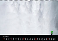 Island - Insel aus Feuer und Eis (Wandkalender 2019 DIN A3 quer) - Produktdetailbild 1