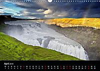 Island - Insel aus Feuer und Eis (Wandkalender 2019 DIN A3 quer) - Produktdetailbild 4