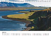 Island - Insel unter dem Polarkreis (Tischkalender 2019 DIN A5 quer) - Produktdetailbild 7