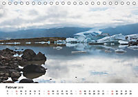 Island - Insel unter dem Polarkreis (Tischkalender 2019 DIN A5 quer) - Produktdetailbild 2