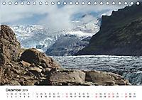 Island - Insel unter dem Polarkreis (Tischkalender 2019 DIN A5 quer) - Produktdetailbild 12