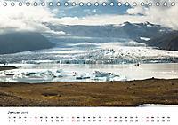 Island - Insel unter dem Polarkreis (Tischkalender 2019 DIN A5 quer) - Produktdetailbild 1