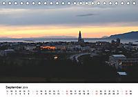 Island - Insel unter dem Polarkreis (Tischkalender 2019 DIN A5 quer) - Produktdetailbild 9