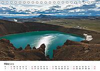 Island - Insel unter dem Polarkreis (Tischkalender 2019 DIN A5 quer) - Produktdetailbild 3
