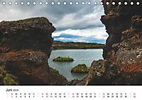 Island - Insel unter dem Polarkreis (Tischkalender 2019 DIN A5 quer) - Produktdetailbild 6
