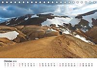Island - Insel unter dem Polarkreis (Tischkalender 2019 DIN A5 quer) - Produktdetailbild 10