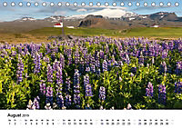 Island: Isländische Kirchen (Tischkalender 2019 DIN A5 quer) - Produktdetailbild 8