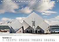 Island: Isländische Kirchen (Tischkalender 2019 DIN A5 quer) - Produktdetailbild 11