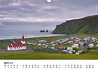 Island: Isländische Kirchen (Wandkalender 2019 DIN A3 quer) - Produktdetailbild 4
