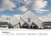 Island: Isländische Kirchen (Wandkalender 2019 DIN A3 quer) - Produktdetailbild 11