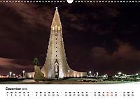 Island: Isländische Kirchen (Wandkalender 2019 DIN A3 quer) - Produktdetailbild 12