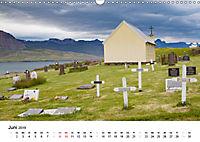 Island: Isländische Kirchen (Wandkalender 2019 DIN A3 quer) - Produktdetailbild 6