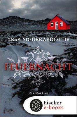 Island-Krimi: Feuernacht, Yrsa Sigurdardóttir