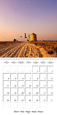 Island of Lefkada (Wall Calendar 2019 300 × 300 mm Square) - Produktdetailbild 3