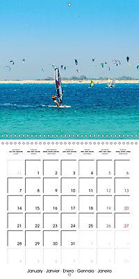 Island of Lefkada (Wall Calendar 2019 300 × 300 mm Square) - Produktdetailbild 1