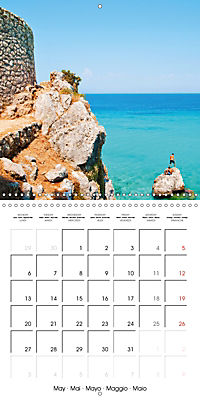 Island of Lefkada (Wall Calendar 2019 300 × 300 mm Square) - Produktdetailbild 5