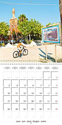 Island of Lefkada (Wall Calendar 2019 300 × 300 mm Square) - Produktdetailbild 6