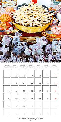 Island of Lefkada (Wall Calendar 2019 300 × 300 mm Square) - Produktdetailbild 7