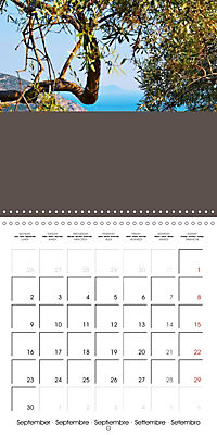 Island of Lefkada (Wall Calendar 2019 300 × 300 mm Square) - Produktdetailbild 9