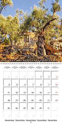 Island of Lefkada (Wall Calendar 2019 300 × 300 mm Square) - Produktdetailbild 11