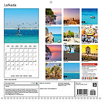 Island of Lefkada (Wall Calendar 2019 300 × 300 mm Square) - Produktdetailbild 13