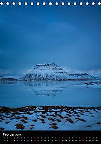 Island - Wundervolle Landschaften (Tischkalender 2019 DIN A5 hoch) - Produktdetailbild 2