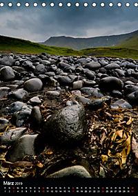 Island - Wundervolle Landschaften (Tischkalender 2019 DIN A5 hoch) - Produktdetailbild 3