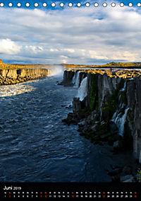 Island - Wundervolle Landschaften (Tischkalender 2019 DIN A5 hoch) - Produktdetailbild 6