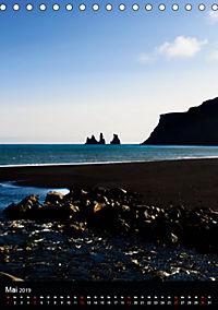 Island - Wundervolle Landschaften (Tischkalender 2019 DIN A5 hoch) - Produktdetailbild 5