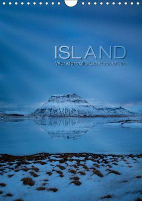 Island - Wundervolle Landschaften (Wandkalender 2019 DIN A4 hoch), Frank Paul Kaiser