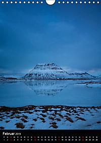 Island - Wundervolle Landschaften (Wandkalender 2019 DIN A4 hoch) - Produktdetailbild 2