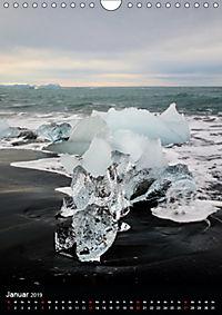 Island - Wundervolle Landschaften (Wandkalender 2019 DIN A4 hoch) - Produktdetailbild 1