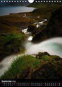 Island - Wundervolle Landschaften (Wandkalender 2019 DIN A4 hoch) - Produktdetailbild 9
