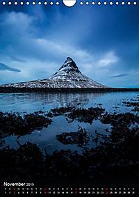 Island - Wundervolle Landschaften (Wandkalender 2019 DIN A4 hoch) - Produktdetailbild 11