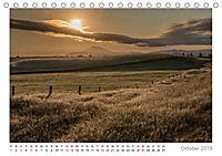 Island: zwischen Wasserfällen und Vulkanen 2019 (Tischkalender 2019 DIN A5 quer) - Produktdetailbild 10