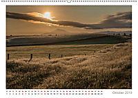 Island: zwischen Wasserfällen und Vulkanen 2019 (Wandkalender 2019 DIN A2 quer) - Produktdetailbild 10
