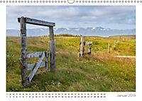 Island: zwischen Wasserfällen und Vulkanen 2019 (Wandkalender 2019 DIN A3 quer) - Produktdetailbild 1
