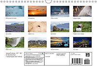 IslandFarben. 63°- 66°N Nordisches Farbenspiel auf Island (Wandkalender 2019 DIN A4 quer) - Produktdetailbild 13