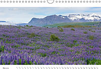 IslandFarben. 63°- 66°N Nordisches Farbenspiel auf Island (Wandkalender 2019 DIN A4 quer) - Produktdetailbild 5