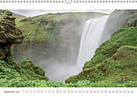 IslandFarben. 63°- 66°N Nordisches Farbenspiel auf Island (Wandkalender 2019 DIN A3 quer) - Produktdetailbild 9
