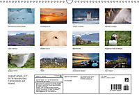 IslandFarben. 63°- 66°N Nordisches Farbenspiel auf Island (Wandkalender 2019 DIN A3 quer) - Produktdetailbild 13