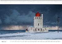 IslandFarben. 63°- 66°N Nordisches Farbenspiel auf Island (Wandkalender 2019 DIN A2 quer) - Produktdetailbild 3