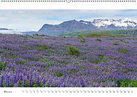 IslandFarben. 63°- 66°N Nordisches Farbenspiel auf Island (Wandkalender 2019 DIN A2 quer) - Produktdetailbild 5
