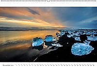 IslandFarben. 63°- 66°N Nordisches Farbenspiel auf Island (Wandkalender 2019 DIN A2 quer) - Produktdetailbild 11