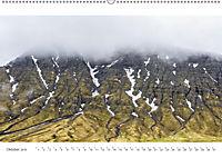 IslandFarben. 63°- 66°N Nordisches Farbenspiel auf Island (Wandkalender 2019 DIN A2 quer) - Produktdetailbild 10