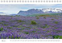IslandFarben. 63°- 66°N Nordisches Farbenspiel auf Island (Tischkalender 2019 DIN A5 quer) - Produktdetailbild 5