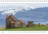 IslandFarben. 63°- 66°N Nordisches Farbenspiel auf Island (Tischkalender 2019 DIN A5 quer) - Produktdetailbild 7